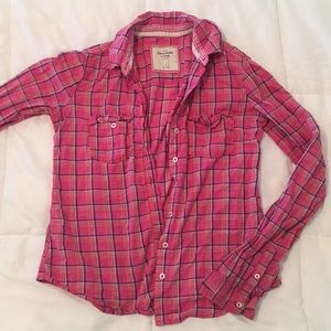 A&F button down - Must Bundle